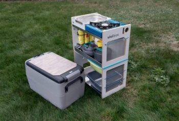 vivibox - kempovací moduly